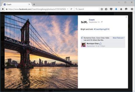 Manhattan Bridge Sunset