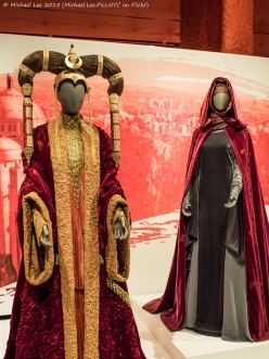 Queen Amidala and Handmaiden