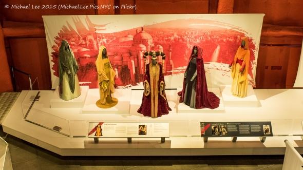 Queen Amidala and Handmaidens