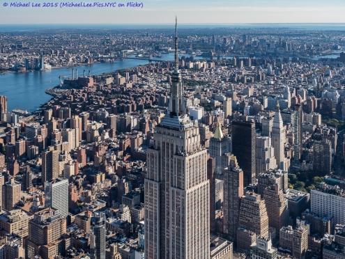 Aerial New York