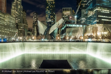 12/13/14 - 9/11 Memorial view