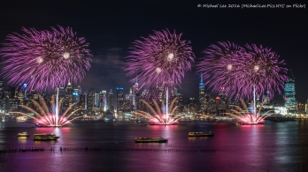 Lunar New Year Fireworks 2016