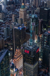 Times Square and Hells Kitchen