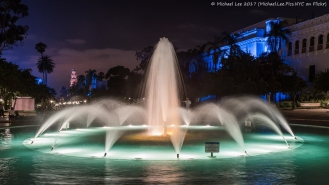 Bea Evenson Fountain