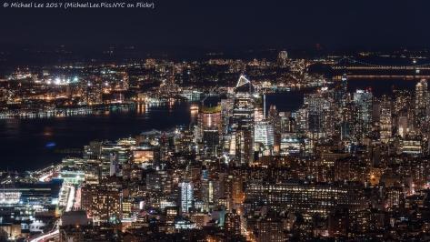 Aerial New York - April 2017
