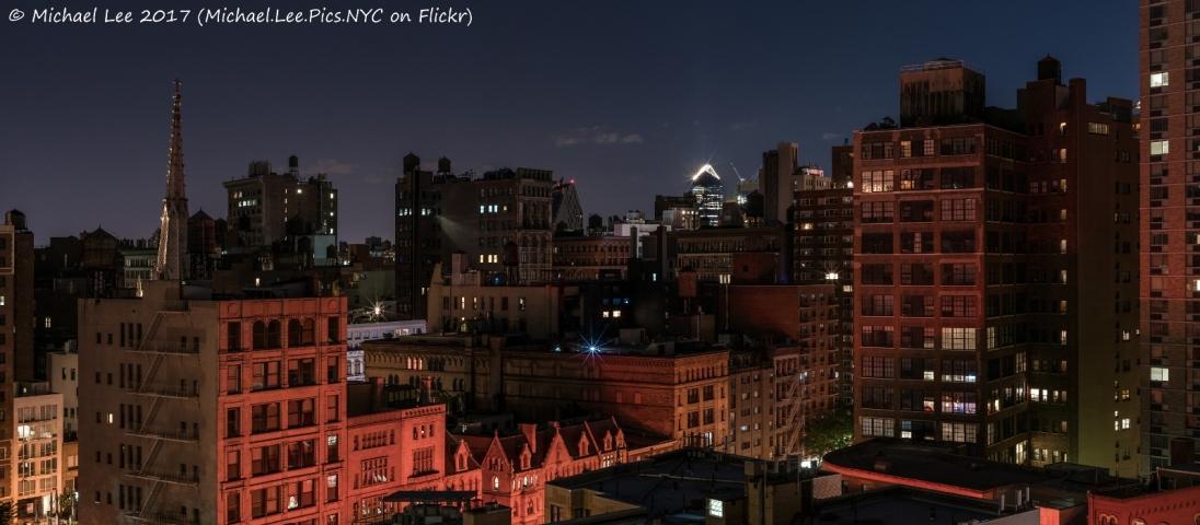 New York Night View - June 2017