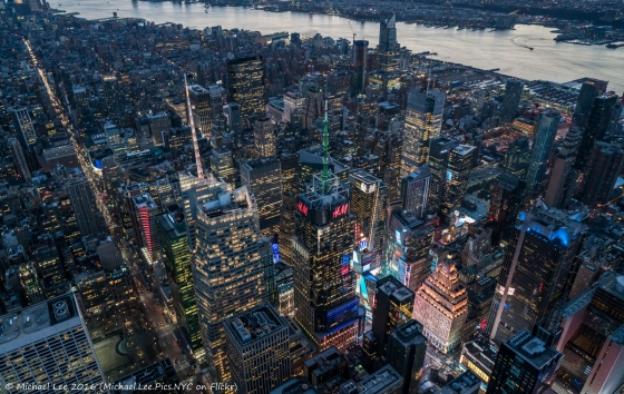Aerial New York - March 2016
