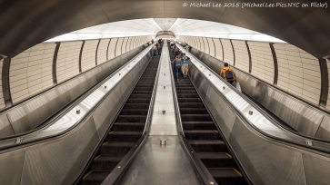 Hudson Yards Subway Station - September 2015