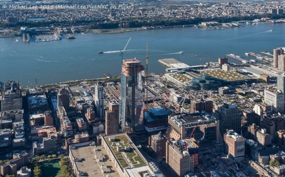 Aerial New York - October 2015