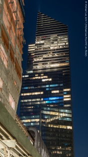 High Line View of 10 Hudson Yards