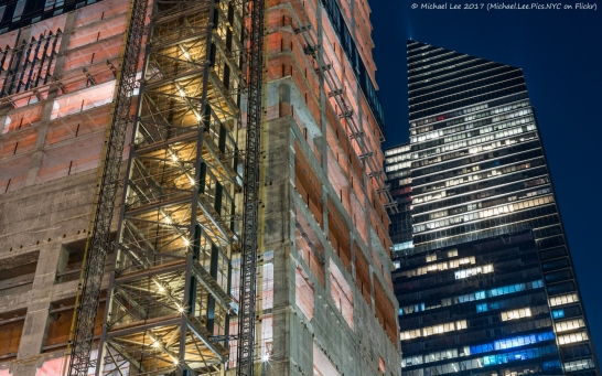 15 and 10 Hudson Yards