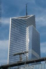 10 Hudson Yards viewed from Manhattan West