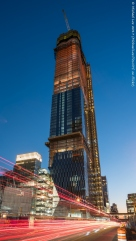 11th Avenue view of 15 Hudson Yards