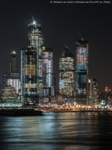 Night View from Weehawken, NJ