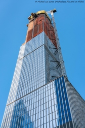 35 Hudson Yards viewed from 33rd Street