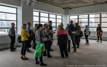 Open House tour of Building 77