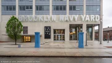Building 77 - Flushing Avenue Entrance
