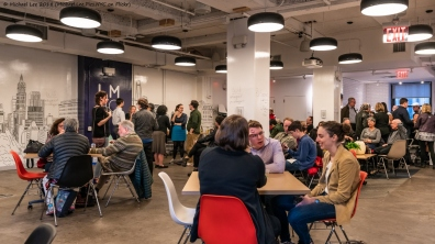 OHNY Members Happy Hour at LMHQ