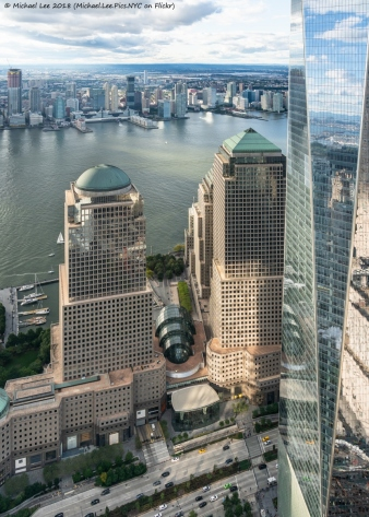 View from 3 WTC