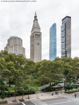 View from 204 Fifth Avenue (Porcelanosa)