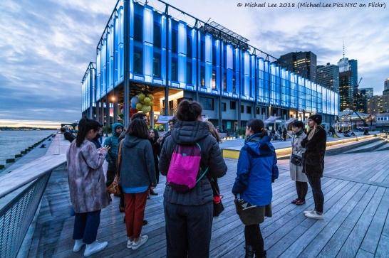 Pier 17 Lighting Tour
