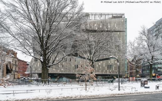 Snowy Cooper Union